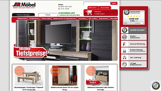 m belmarkt online b rozubeh r. Black Bedroom Furniture Sets. Home Design Ideas