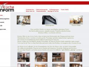 k che inform in westhausen k chen in g ttingen. Black Bedroom Furniture Sets. Home Design Ideas
