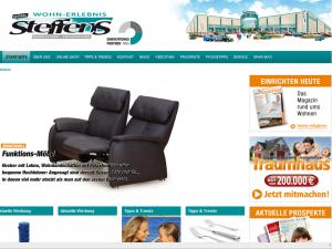 wohn erlebnis steffens gmbh co kg in lamstedt m bel in bremerhaven. Black Bedroom Furniture Sets. Home Design Ideas