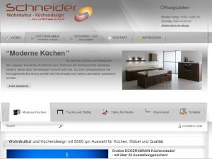 schneider gmbh in geisingen leipferdingen boutique. Black Bedroom Furniture Sets. Home Design Ideas