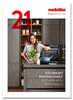nobilia Küchen bei Atzelgift - Möbelhaus und Küchenstudio Hüsch - im Raum Altenkirchen Hacheburg Siegen Westerwald