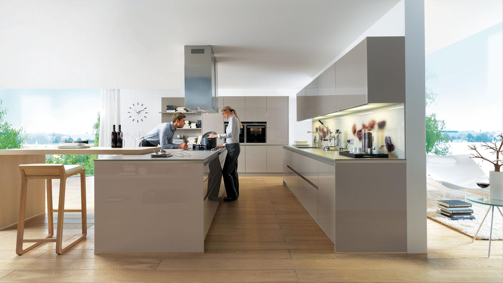 Designerküchen münchen  SCHÜLLER KÜCHEN in München Schwabing - MÖBEL ZIMMERMANN