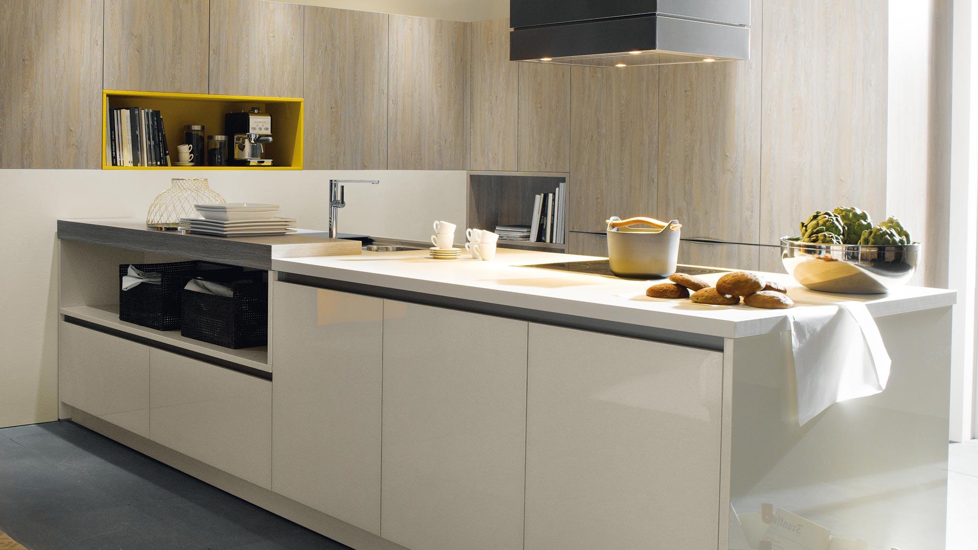 Schüller Küche | Jtleigh.com - Hausgestaltung Ideen