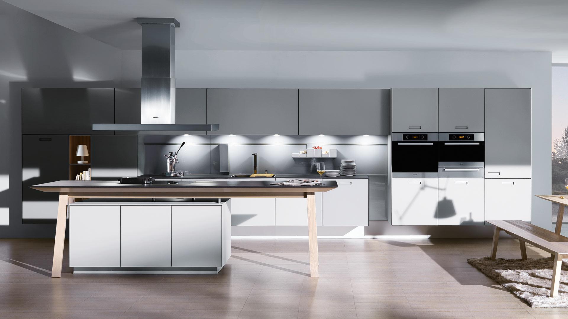 sch ller k chen next 125. Black Bedroom Furniture Sets. Home Design Ideas