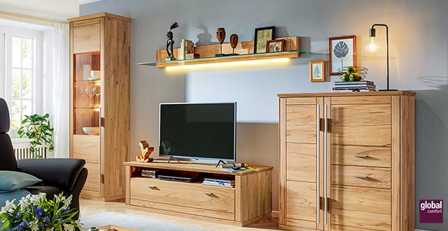 wohnzimmer von global wohnen in rehling nahe augsburg m bel raschke. Black Bedroom Furniture Sets. Home Design Ideas