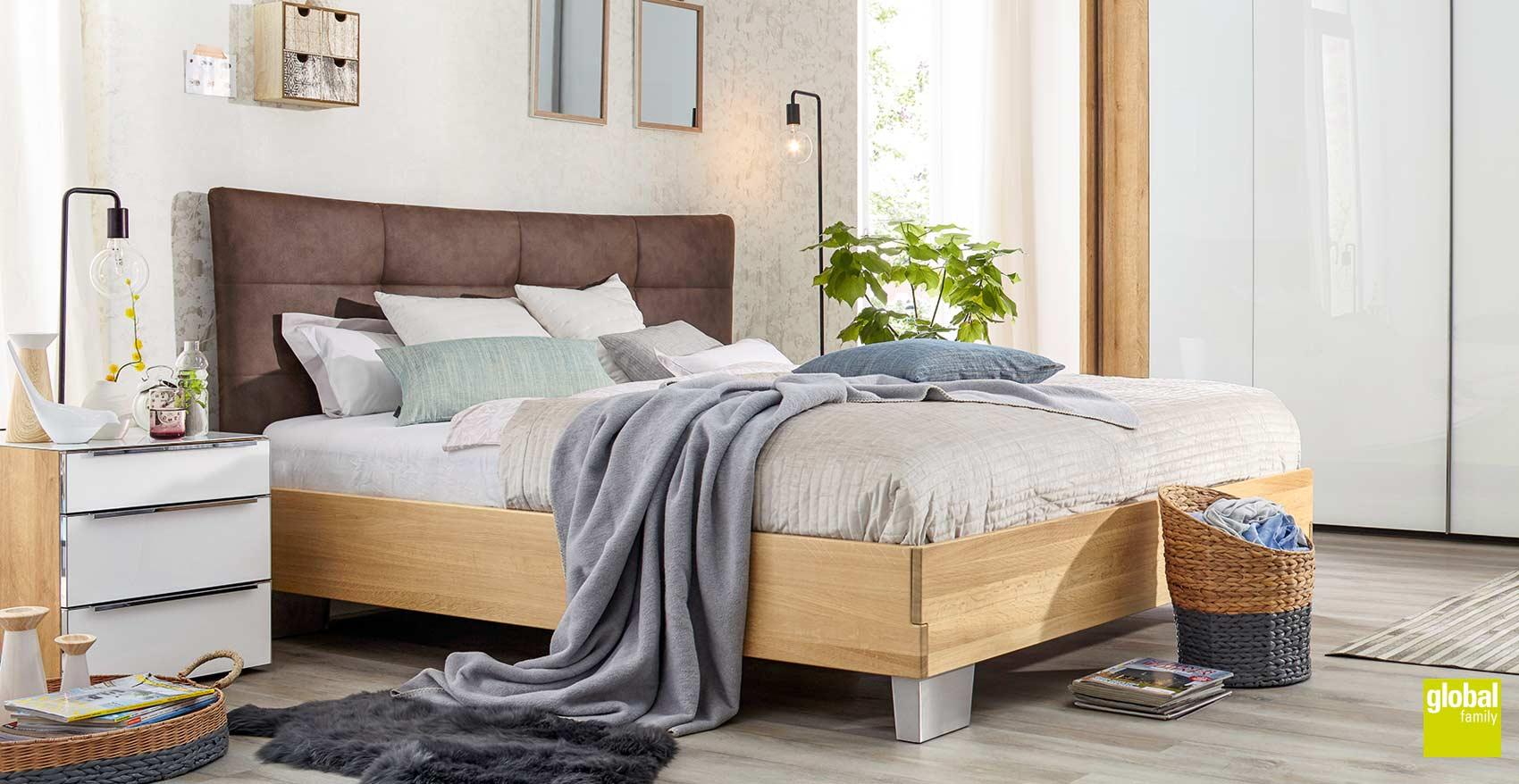 Schlafzimmer von Global Wohnen in Bischofswerda nahe Dresden ...