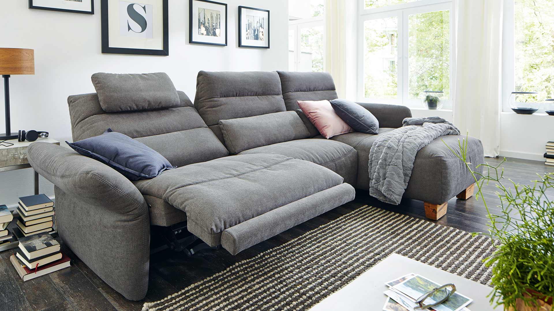 gro z gig polsterm bel mit relaxfunktion galerie die. Black Bedroom Furniture Sets. Home Design Ideas