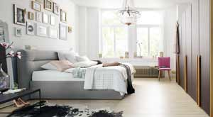 Schlafzimmer Betten Schränke von Natura Einrichten in TEST-ORT nahe ...