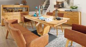 esszimmer von natura einrichten in moormerland ot warsingsfehn nahe leer ostfriesland. Black Bedroom Furniture Sets. Home Design Ideas