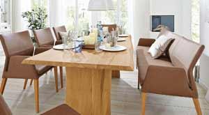 esszimmer von natura einrichten in schneverdingen nahe. Black Bedroom Furniture Sets. Home Design Ideas